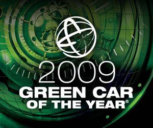 2009 Green Car of the Year